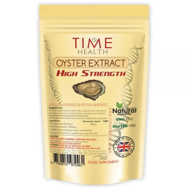 Oyster meat extract