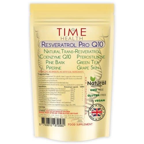 Resveratrol Pro Q10
