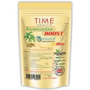 Ashwagandha Sensoril® Boost with PrimaVie® and EnXtra® Energy Formula