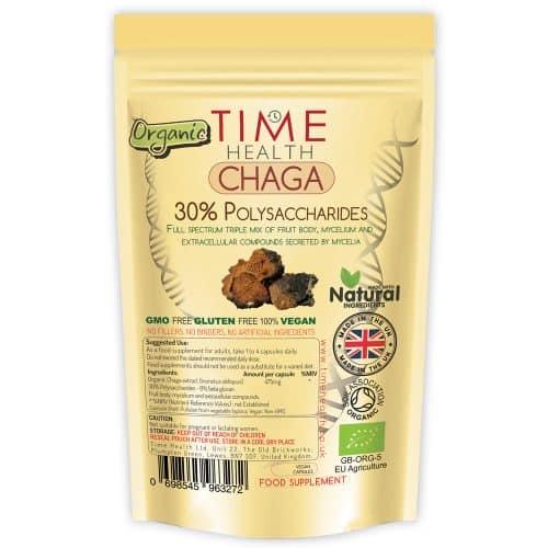 Chaga 30% Organic