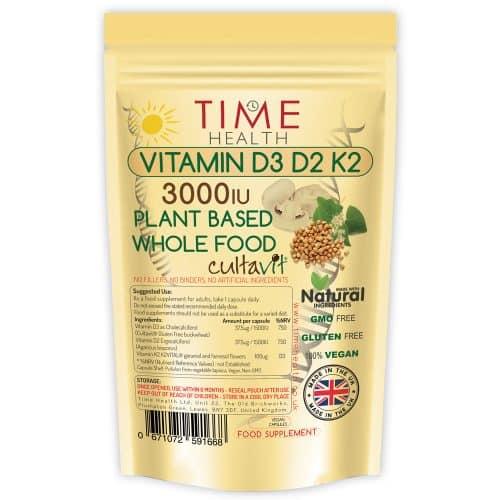 Vitamin D3 D2 K2