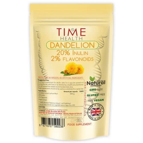 dandelion extract capsules
