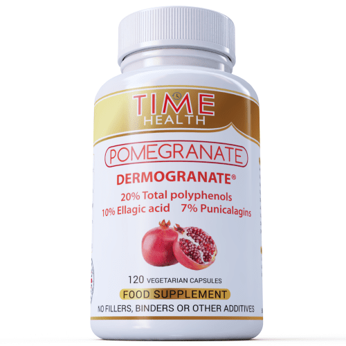 Pomegranate bottle front1