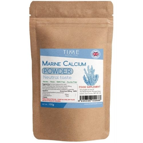 Marine calcium