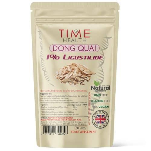 Dong Quai - 1% Ligustilide - Capsules