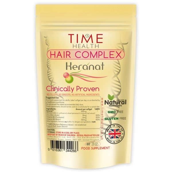 keranat hair loss supplement for women