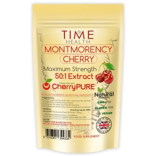 cherryPURE montmorency sour tart cherry capsules