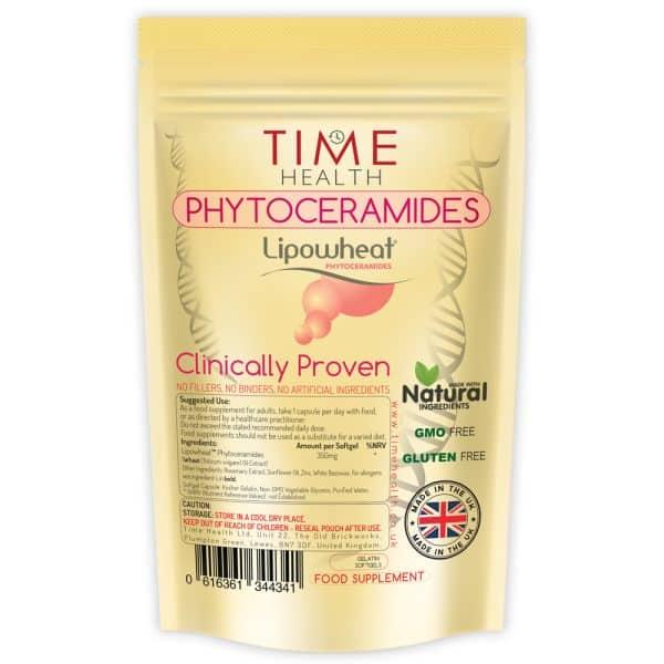phytoceramides with lipowheat