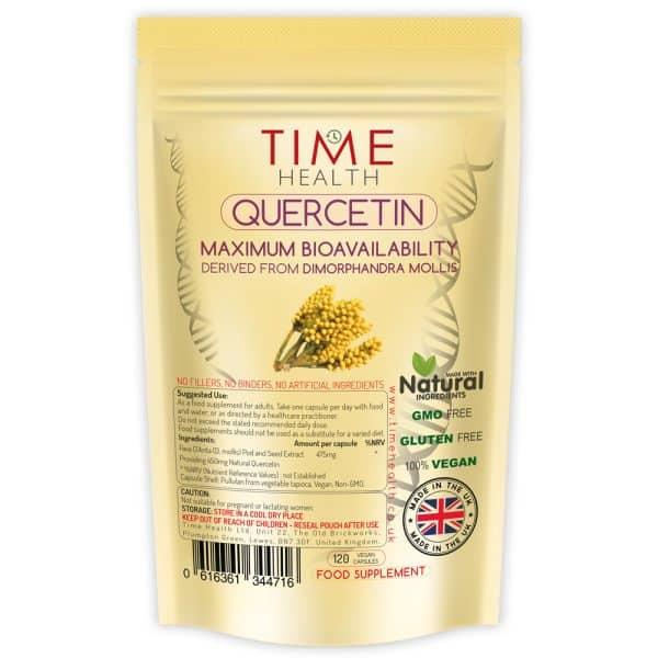quercetin capsules