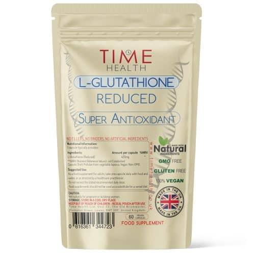 L Glutathione Reduced - Capsules