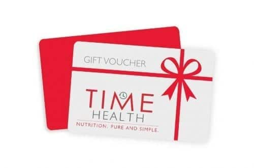 time health gift card