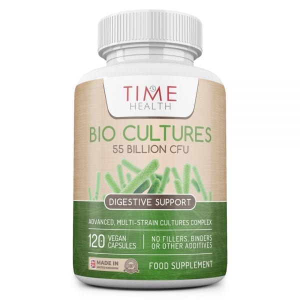 12 strain probiotic supplement