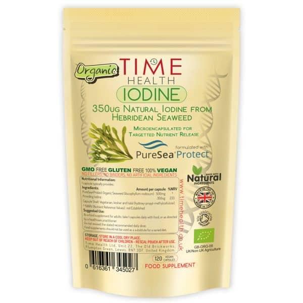 Natural Iodine from Ascophyllum nodosum