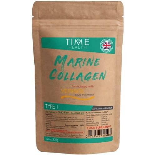 Marine Collagen Powder - Made with Premium Brand VERISOL - Rich in Protein - 300g