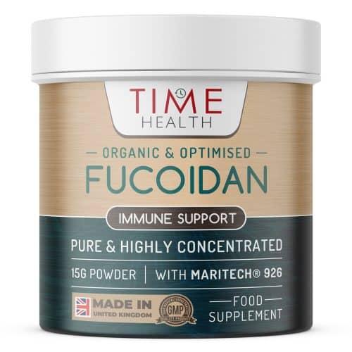 Organic & Optimised Fucoidan Powder - Made with Maritech - Immune Support